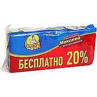 Губка кухонна Фрекен Бок Максима 0185 5 шт. хвиляста поверхня