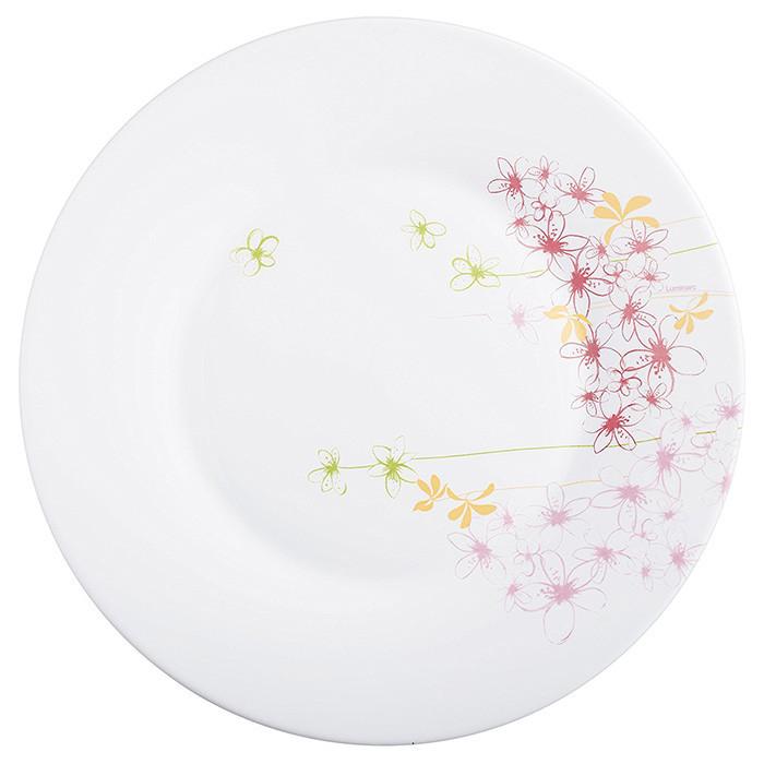 """Тарелка обеденная стекло """"Luminarc. Ipomee"""" 28 см 90011 / L8309 / 4067"""
