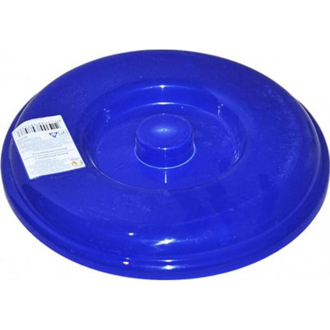 Крышка для ведра 5л Алеана синяя 122031 (15)