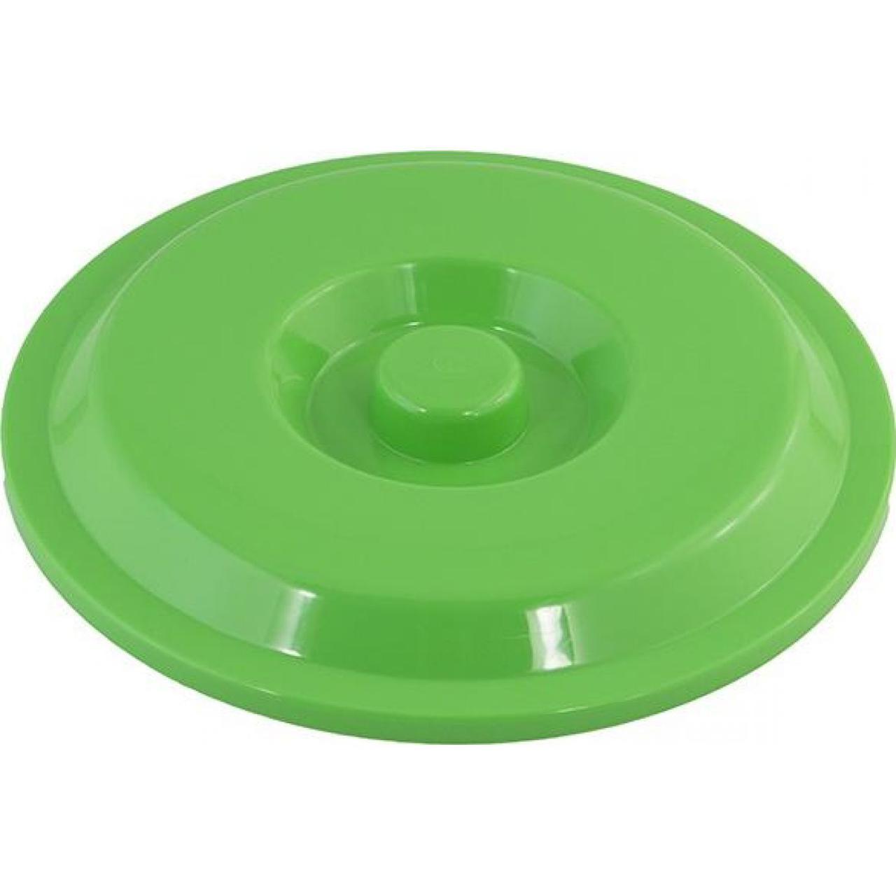 Крышка для ведра 8 л светло-зеленая (15) №122032 / 0579 / Алеана /