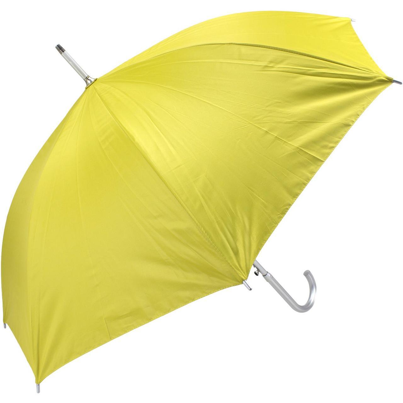 "Парасолька жіноча тростина ""Megan Economix Promo"" жовта E98401-05"