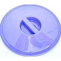 Крышка для ведра Полимерагро 4,5л полипропиленовая