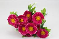 """Букет """"Маргаритка"""" 13 цветков 48 см прессованный, фото 1"""