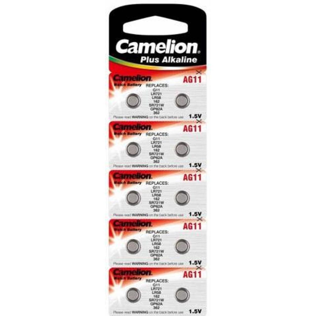 Батарейка Camelion Alkaline AG2/10bl