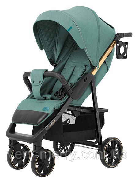 Прогулочная коляска Carrello Echo CRL-8508/2 Emerald Green + дождевик