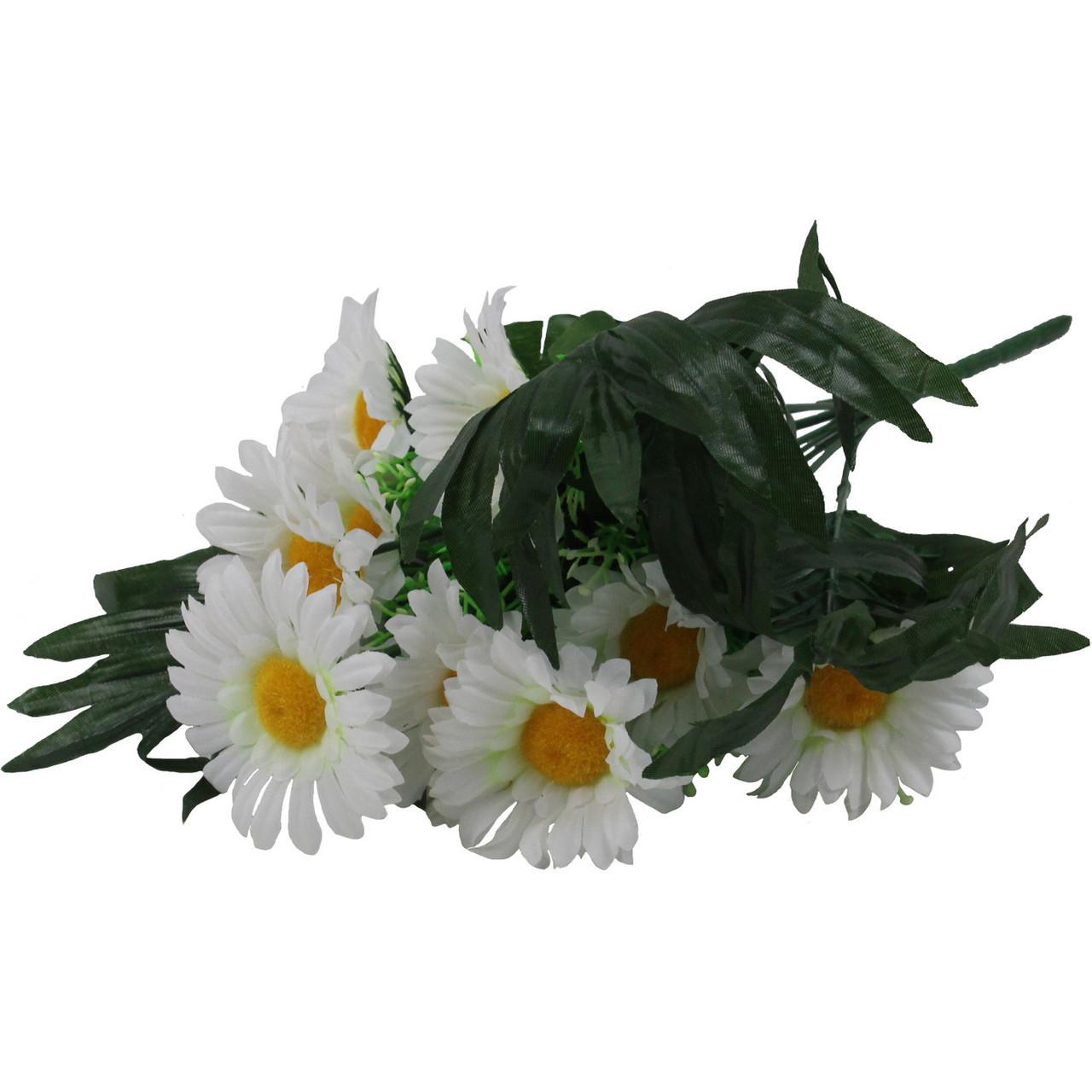 """Букет """"Ромашка"""" 9 цветов 37 см E09385"""