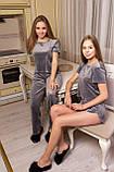 Женская пижама тройка, фото 3