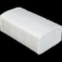 """Рушник паперовий Z """"Buroclean"""" 2 шар. (160шт) білий 10100103"""
