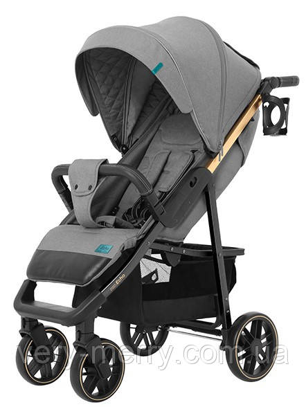 Прогулочная коляска Carrello Echo CRL-8508/2 Rhino Gray + дождевик
