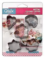 "Набор форм для вырезания теста металлических ""Qlux"" 1565 / L-156"