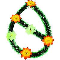 Венок 6 цветков косая поперечина (10)