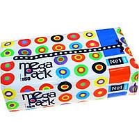Серветки універсальні Bella 1281 V-образні 1 Mega Pack 150 шт.