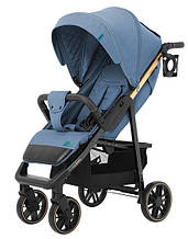 Прогулочная коляска Carrello Echo CRL-8508/2 Azure Blue + дождевик
