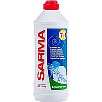 """Моющее средство для посуды 0,5 л """" Сарма """" гель Актив"""