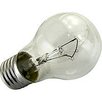 Лампа ЛЗП Іскра A50 75Вт Е27 гофра