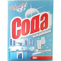 Чистящий средство Сода кальций. 700 г картонная упаковка Подолянка (11)