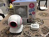 Видеоняня D-Link DCS-855L  беспроводная облачная сетевая  HD-камера, фото 2