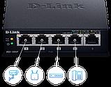 Коммутатор (Switch) D-Link DGS-105/E, фото 2