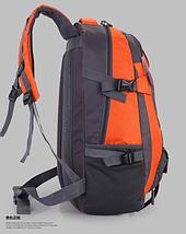 Туристичний рюкзак похідної місткий JDXFend спортивний рюкзак Чорний, фото 3