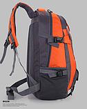 Туристический рюкзак походной вместительный JDXFend спортивный рюкзак Черный, фото 5