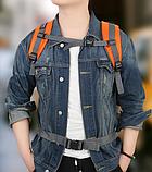 Туристический рюкзак походной вместительный JDXFend спортивный рюкзак Черный, фото 6