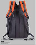 Туристический рюкзак походной вместительный JDXFend спортивный рюкзак Черный, фото 4