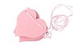 "Гирлянда из фетра на День Святого Валентина ""Pink Hearts"" (10 шт.), фото 5"