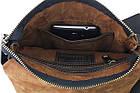 Сумка мужская кожаная планшетка SULLIVAN smvp40(25) коричневая, фото 2