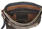Сумка мужская кожаная планшетка SULLIVAN smvp40(25) коричневая, фото 5