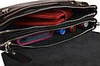 Сумка женская маленькая барсетка клатч SULLIVAN sg16(32) черная, фото 6
