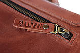 Сумка женская кожаная маленькая клатч  SULLIVAN sg19(25) светло-коричневая, фото 8