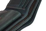 Кошелек женский кожаный маленький SULLIVAN kgm9(8) зеленый, фото 6