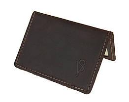 Обкладинка для документів водія прав посвідчень ID паспорта SULLIVAN odd8(4) коричнева