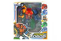 """Игровой Трансформер """"TOBOT"""" Tritan ."""