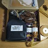 Кофейный набор Coffee-Love: кофе 100% Арабика, кофейный экстракт, специи для кофе, кофейное печенье/шоколад, фото 2