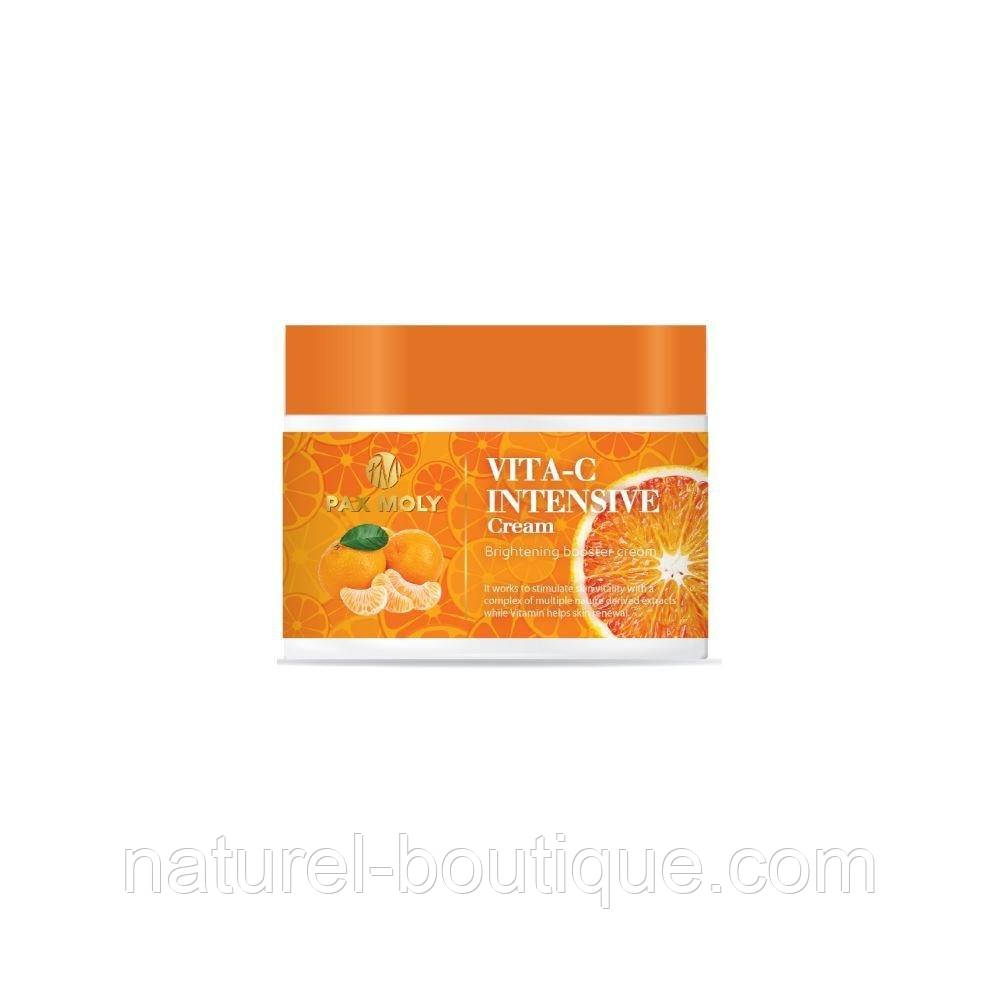 Крем для обличчя Pax Moly Vita-C Intensive з вітаміном с