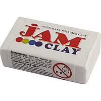 Глина полимерная Jam Clay Зефир белый 20г 5018101/340101