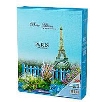 """Альбом для фотографій """"Eiffel Tower"""" (200 фото 13*18), фото 1"""