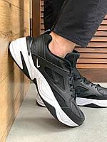 Мужские Кроссовки Nike M2K Tekno Black White