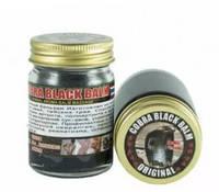 Чёрный бальзам с ядом кобры Cobra Black Balm Original, 50 г