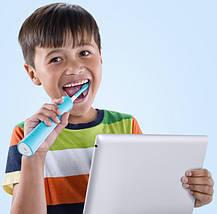 Электрическая зубная щетка Philips Sonicare For Kids HX6352/42, фото 3