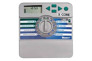 Электронный контроллер полива Hunter X-СORE-801i-E(внутренний) на 8 зон.