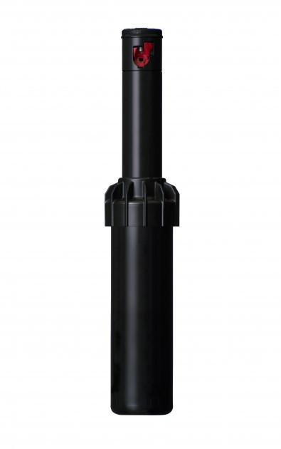 Роторный дождеватель Hunter PGJ - 04. Радиус 4,6-11,6. Высота выдвижной части 10 см.