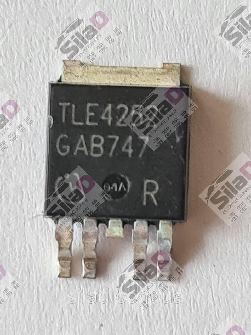 Стабилизатор TLE4252G Infineon корпус TO-263-5