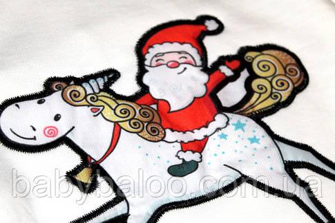 "Стойка ""Дед Мороз"" (от 3 до 6 лет)начёс, фото 2"