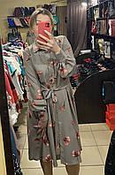 Жіноче плаття в квіти