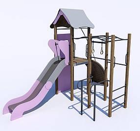 Дитячі ігрові комплекси від 7 до 12 років