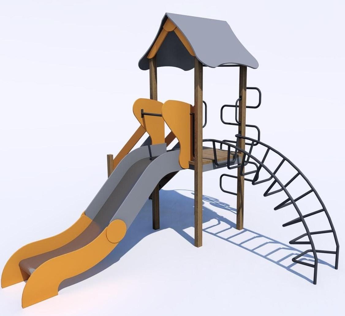 Детские игровые комплексы от 7 до 12 лет