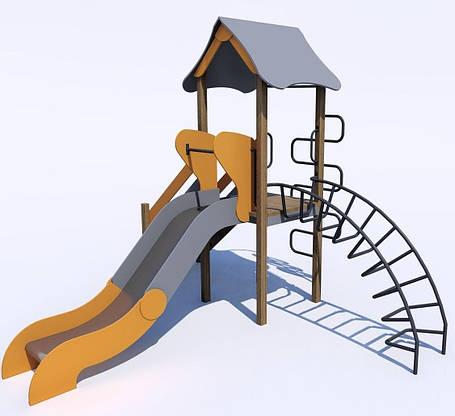 Дитячі ігрові комплекси від 7 до 12 років, фото 2