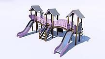 Детские игровые комплексы от 7 до 12 лет IК-6.28, фото 2